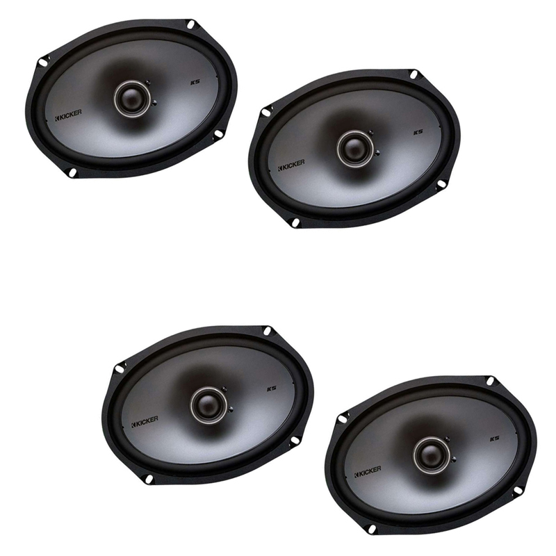 Dodge Caliber 2007-2012 Factory Speaker Replacement Kicker (2) KSC69 Package New