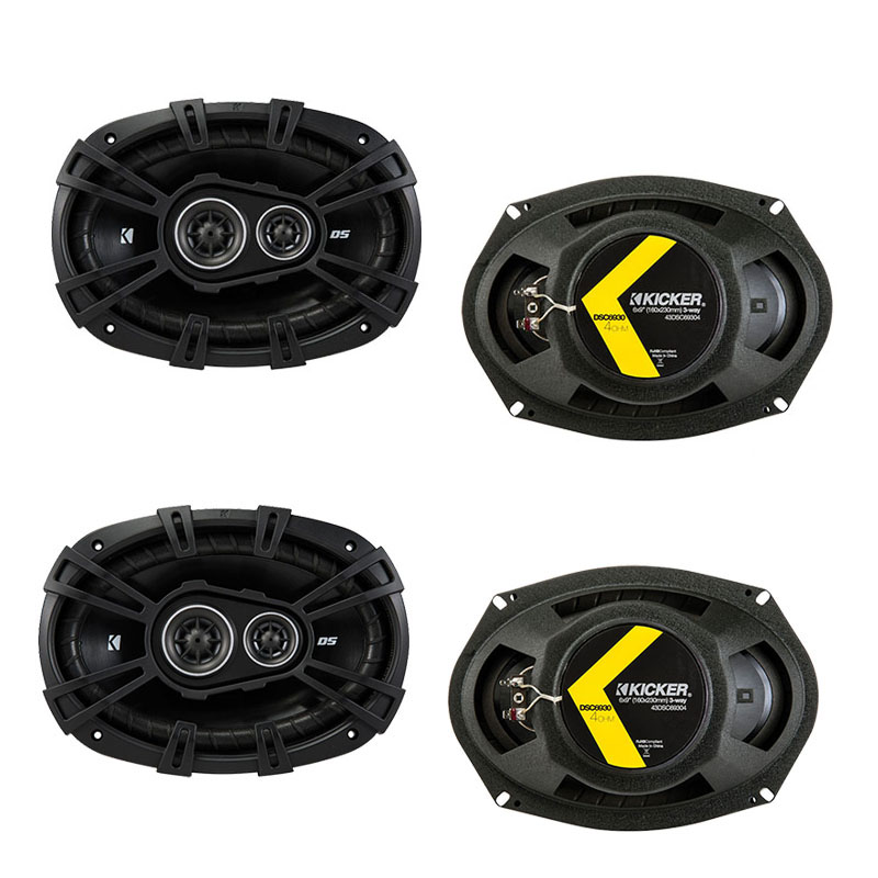 Dodge Charger 2005-2010 Factory Speaker Upgrade Kicker (2) DSC693 Package New