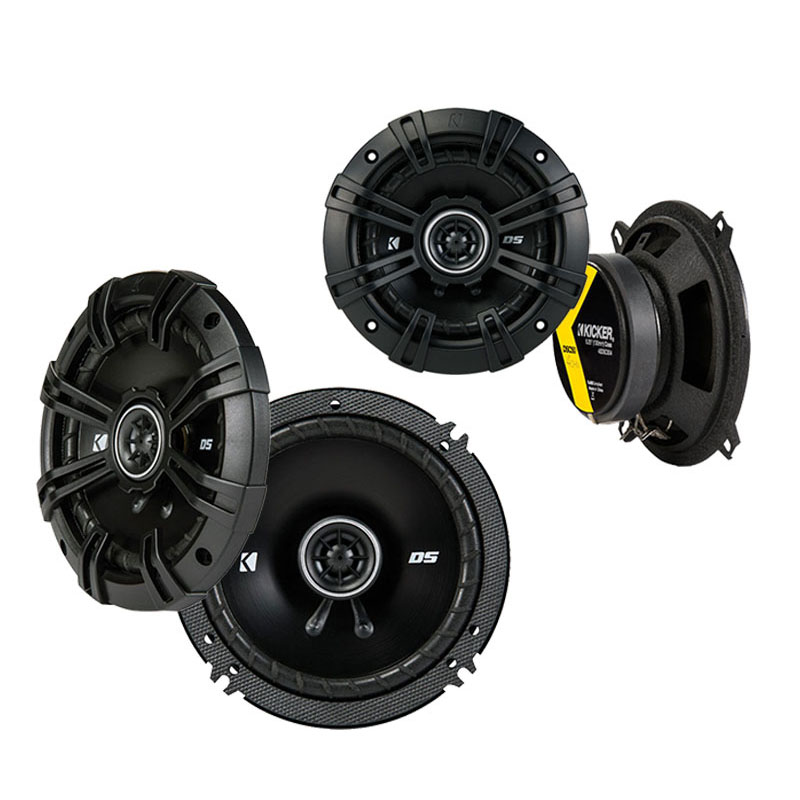 Dodge Dakota 2001-2001 Factory Speaker Upgrade Kicker DSC65 DSC5 Package New
