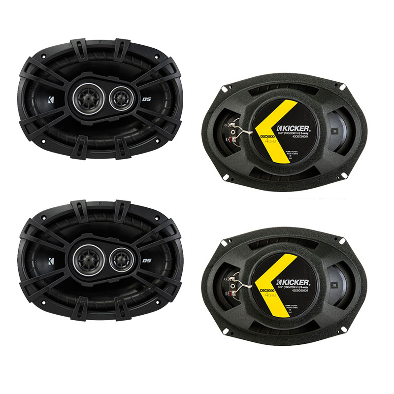 Dodge Journey 2009-2010 Factory Speaker Replacement Kicker (2)DSC693 Package New
