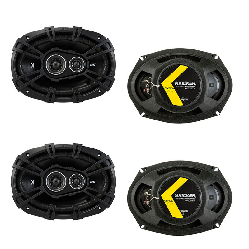 Dodge Magnum 2008-2008 Factory Speaker Replacement Kicker (2) DSC693 Package New