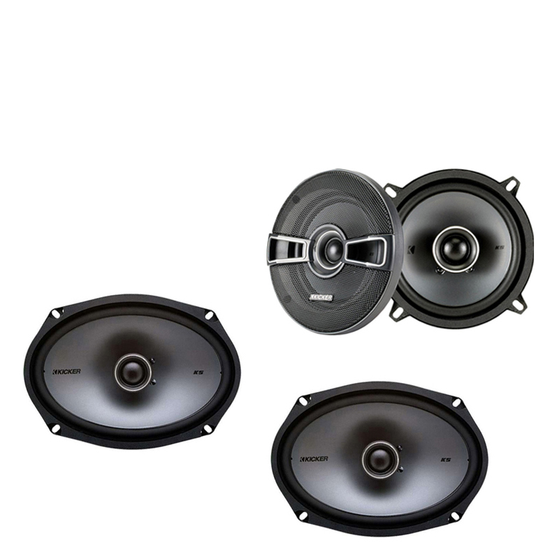 Eagle Premier 1988-1992 Factory Speaker Upgrade Kicker KSC5 KSC69 Package New
