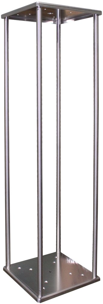 Odyssey SWLC03 Scrim Werks 3ft Light Column with Aluminum Plates and Bars