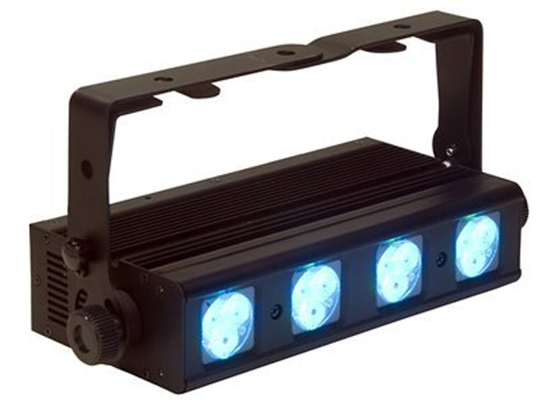 Elation Design LED 36 TRI Brick 12 x 3W Tri LEDs DMX Controllable & Compact Design
