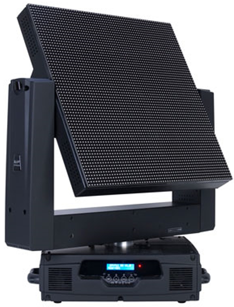 Elation EPV762 MH FC High Resolution LED Moving Head Video Panel