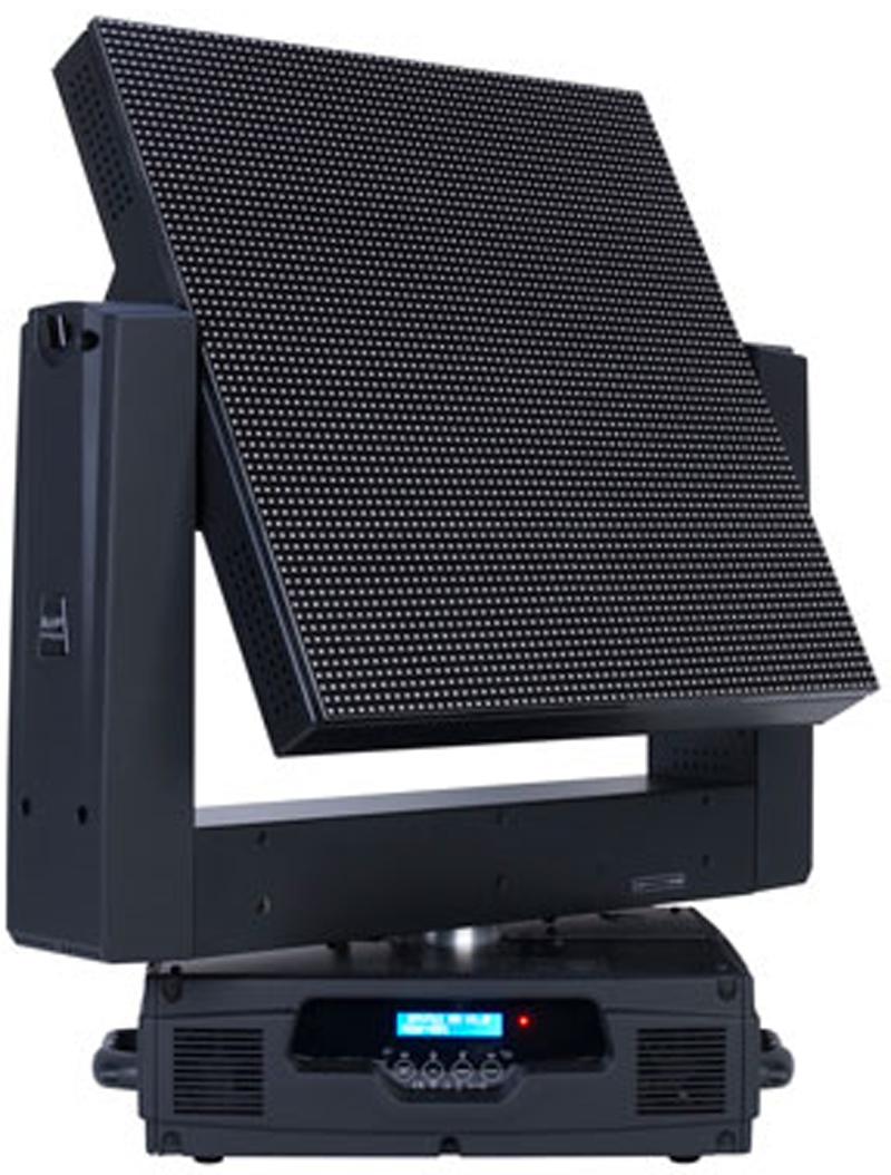Elation EPV762 MH LED High Resolution LED Moving Head Video Panel / Screen