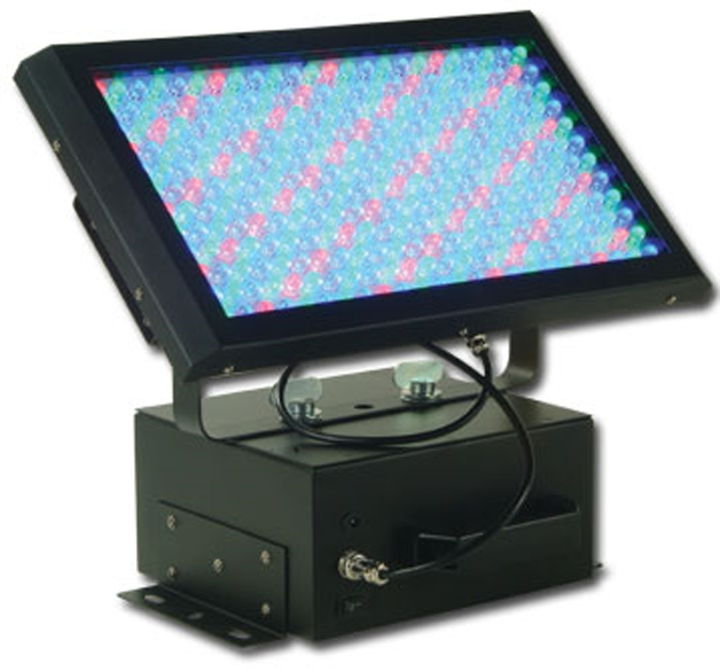Elation EVENT PANEL LED Ultra Bright Colored Panel w/ Baterry Base