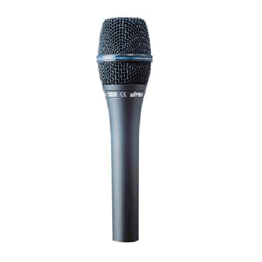 mipro mm 707c b battery powered hypercardioid dynamic range handheld microphone avl13 mm 707c b. Black Bedroom Furniture Sets. Home Design Ideas