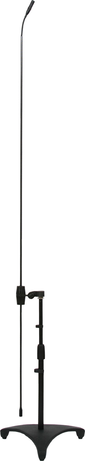 "Galaxy Audio CBM-362 Carbon Boom Microphone 62"" Tall Floor Stand - New Return"