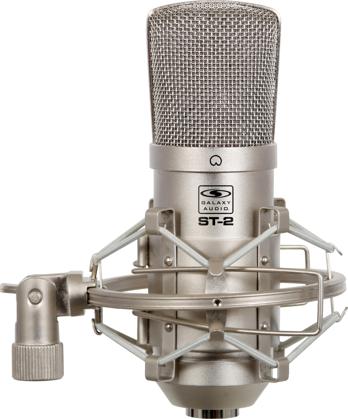 Galaxy Audio ST-2 Studio Condenser Microphones with XLR Output