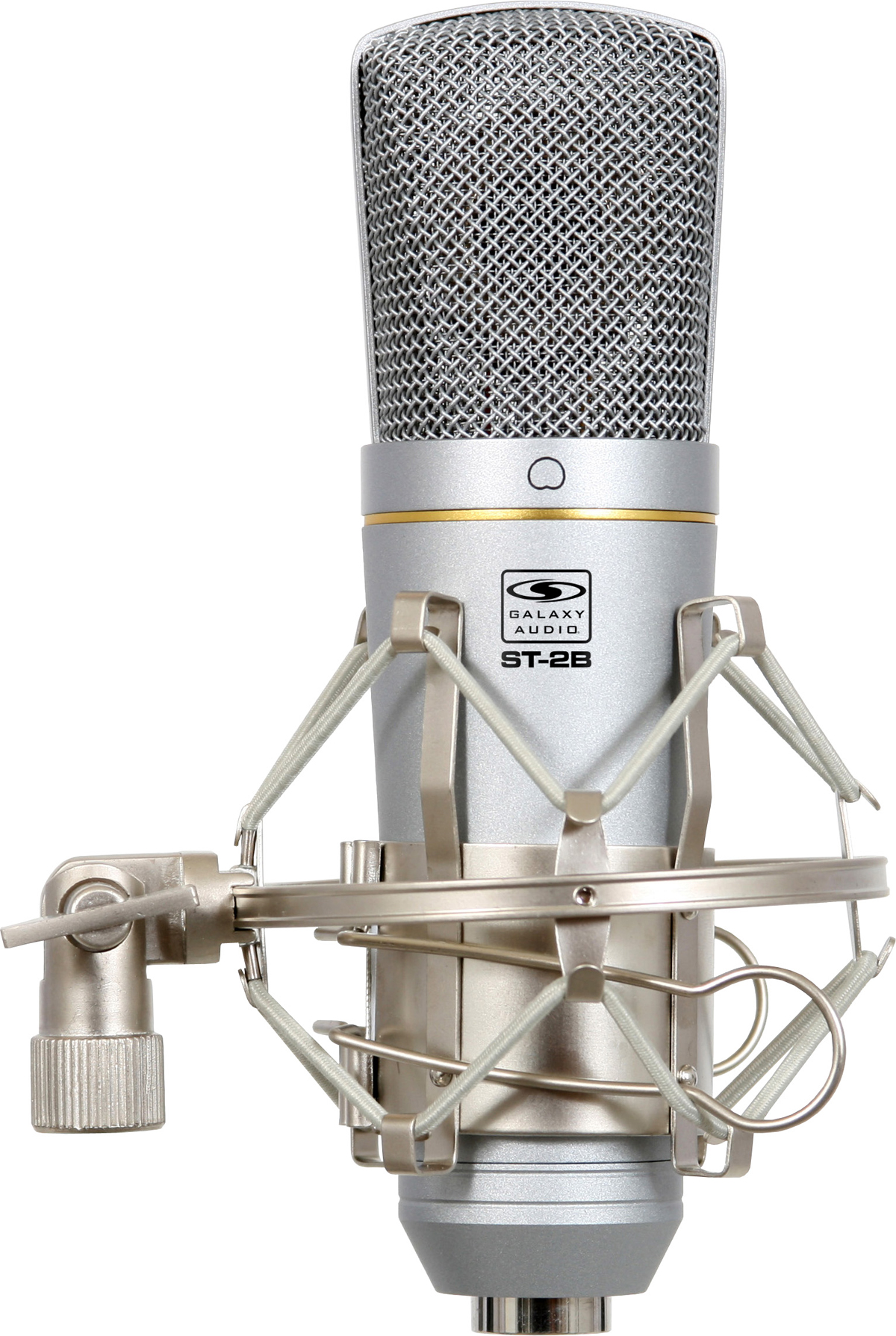 Galaxy Audio ST-2B Studio Condenser Microphones with USB Output