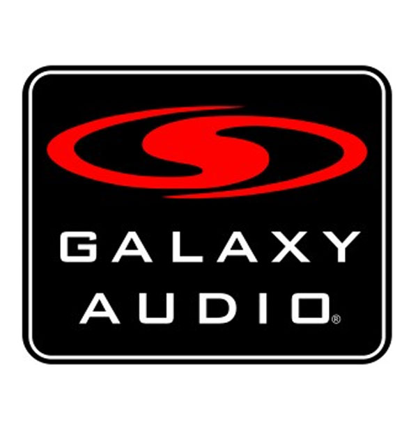 Galaxy Audio MRED1800 Durable Dual Rack Kit for Mounting 1800T in One Rack Space