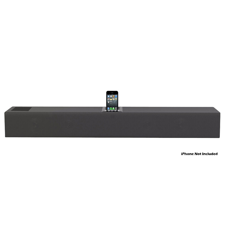 how to connect iphone to sony sound bar