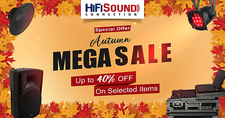 Save Up to 40% Autumn Sale!