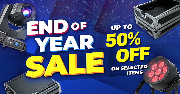 Save Up to 50% Year End Sale!